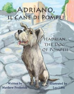 Bilingual picture book in Italian and English