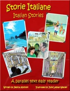 Italian Stories bilingual book