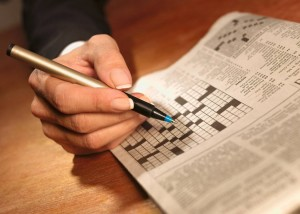 Italian crossword puzzle
