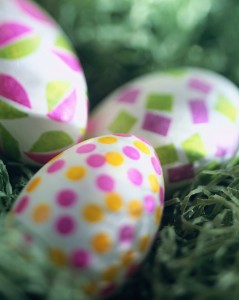 Italian Easter eggs