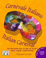 carnevale italiano book cover